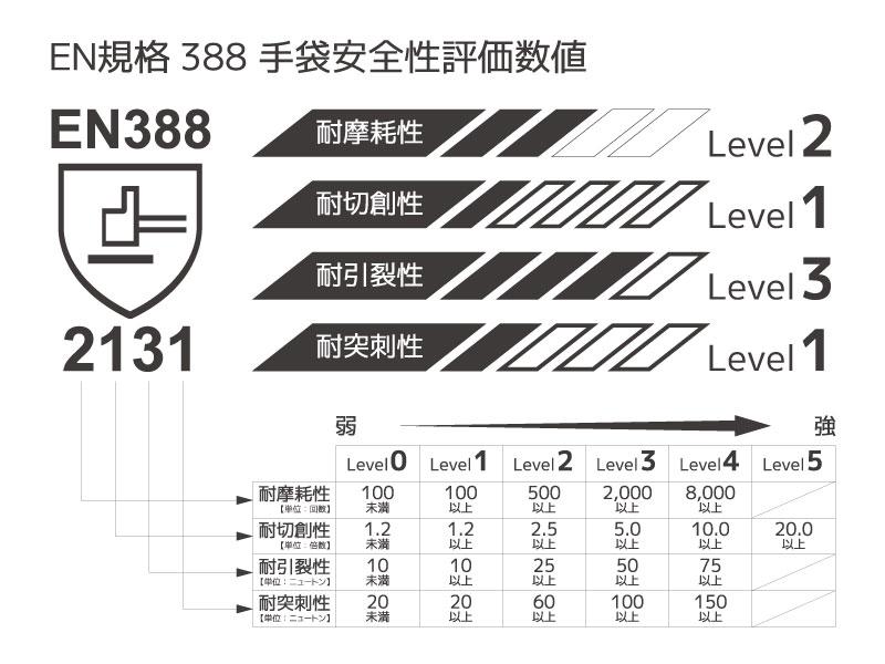 ft-3107h スーパーストレッチハイブリッド(スマホ対応)